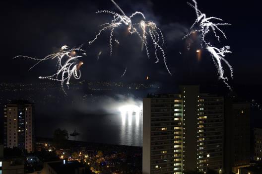 Vancouver Fireworks 2780