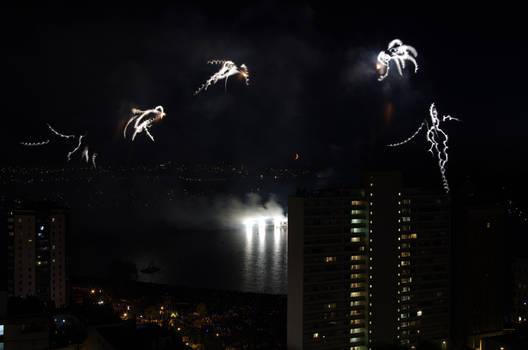 Vancouver Fireworks 2779