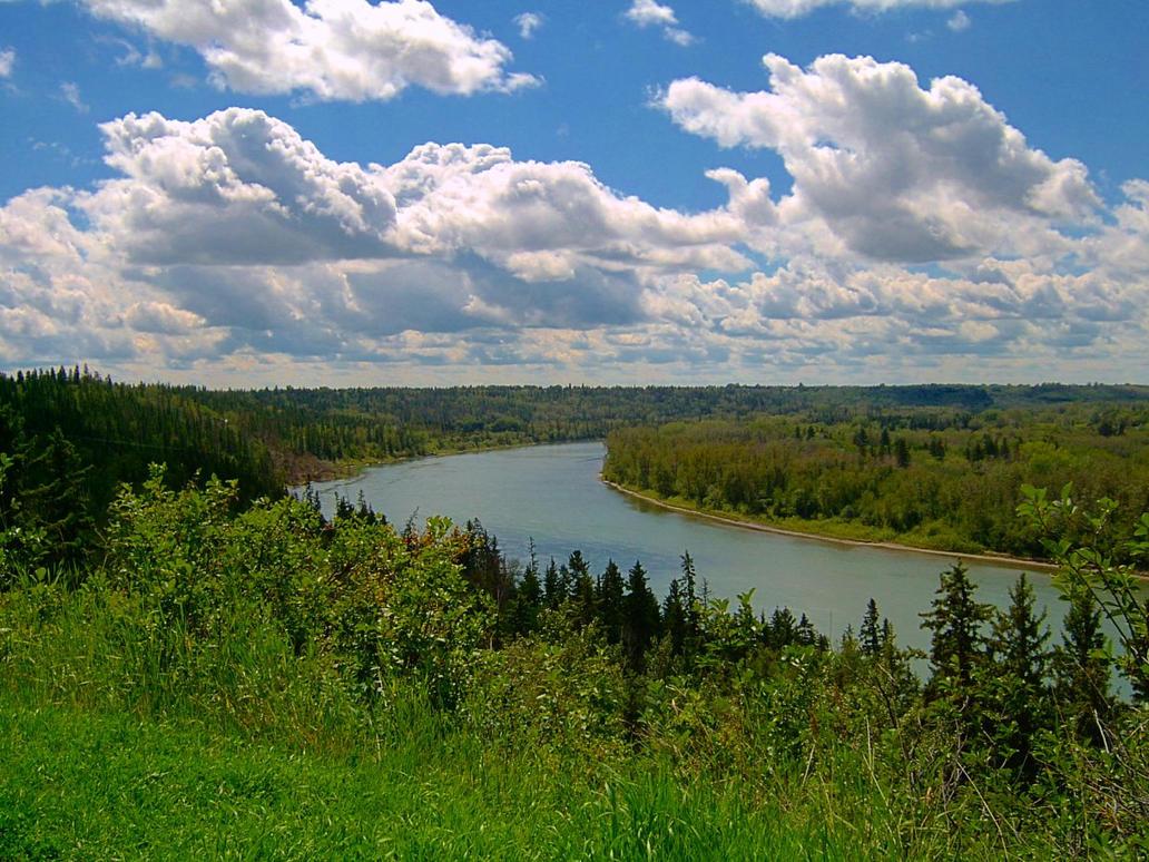 North Saskatchewan No. 25 by schon