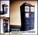 [DOCTOR WHO] TARDIS - Papercraft