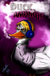The Duck Among Us [More Badass Edition] by ana-k89