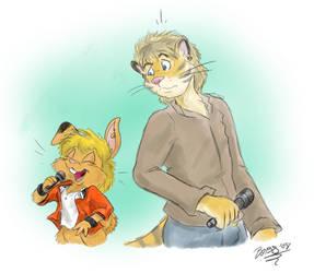 Charley and Simon