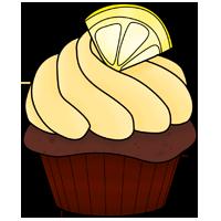 Lemon Cupcakes Cutiemark by KatieCarlinHudson