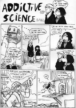ad.Science Babel 1