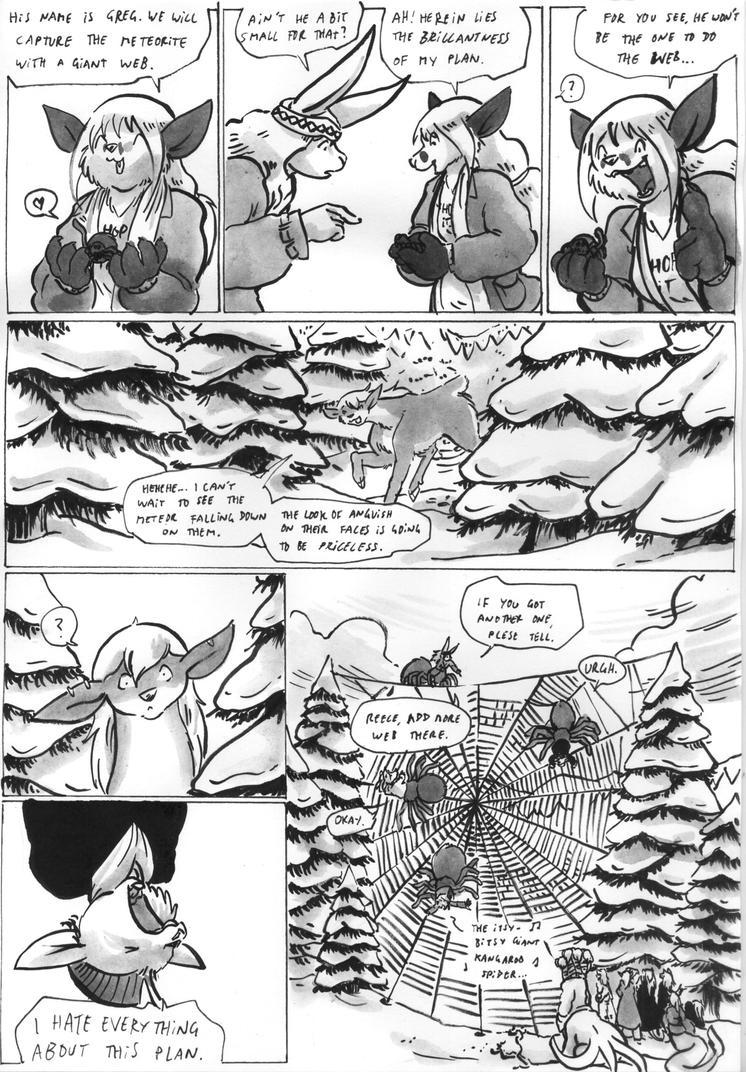 Ad.Crossover Deer strike 10 by Cervelet
