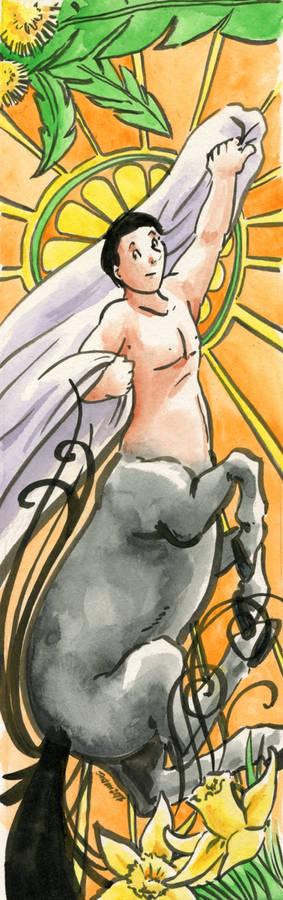 Centaure nouveau