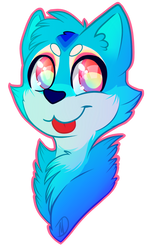 Bloo The Cat by Mdragonflame
