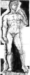 David by StrangeImpression