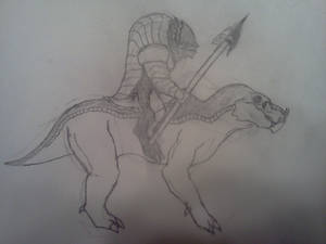 Krogan Steed