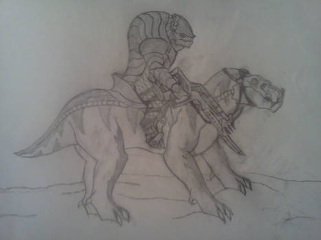Krogan Varopsid Rider
