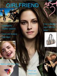 KS Girlfriend Cover