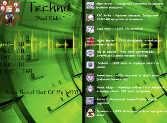 Techno by SzalonyXXX