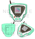 D-Gen Digivice by Digital-Ko