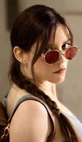 Lara Croft - Close-up