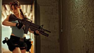 Lara Croft - Classic 06