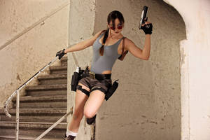 Lara Croft - Classic 08 by ImeldaCroft