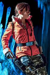Lara Croft - TR III - Antarctica 02 by ImeldaCroft
