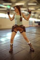 Lara Croft - Classic 10 by ImeldaCroft