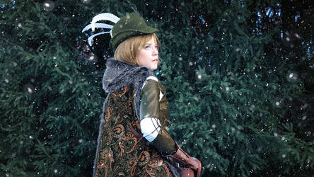 Cinderella (Aschenbroedel) - Huntress 01 by ImeldaCroft