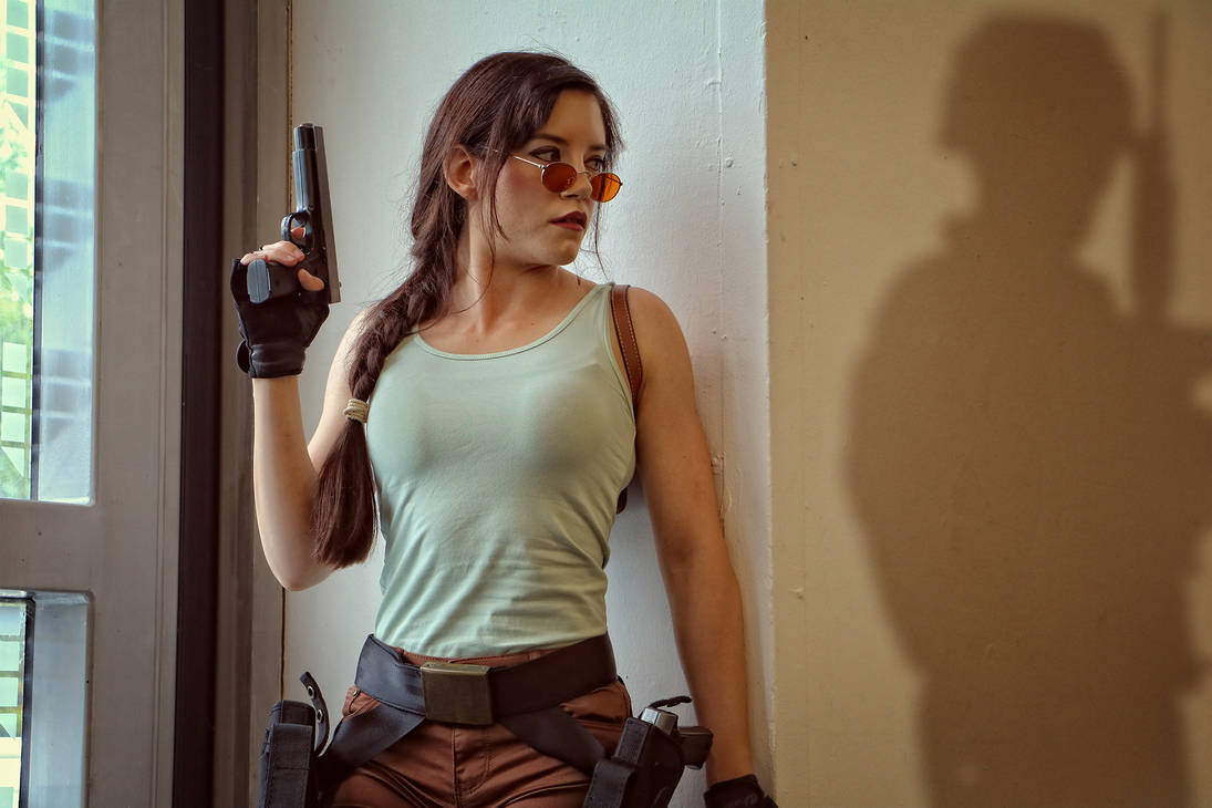 Lara Croft - Classic 12 by ImeldaCroft