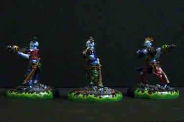 Revenant Crew Riflemen by dcmechanix