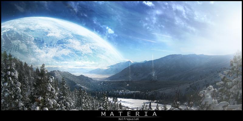 Materia by XelfrepuslaX