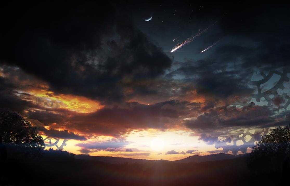 Gears of Fate by XelfrepuslaX