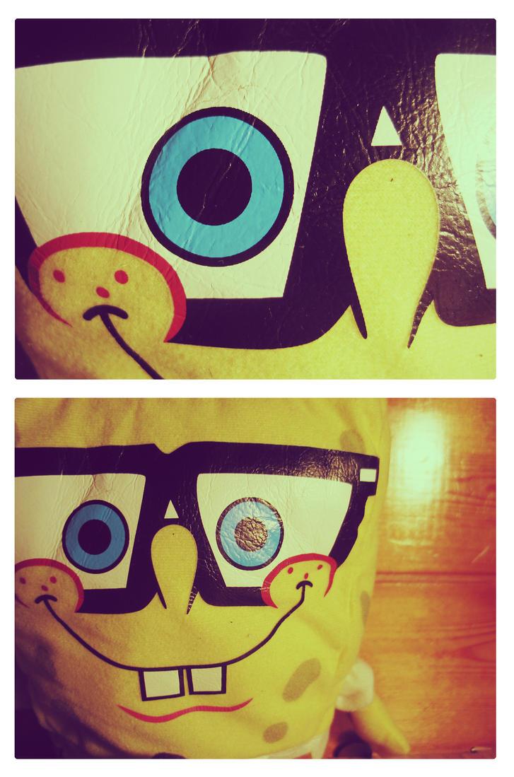 I Love Nerds By ToniTurtle On DeviantArt Nerd Spongebob Wallpaper