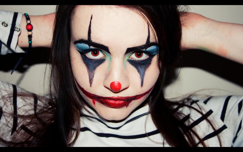 cute clown faces - 1024×641