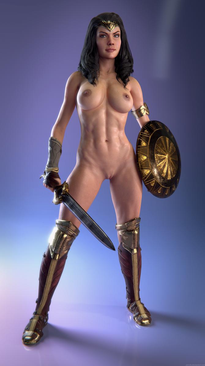 Wonder Woman by Pervik
