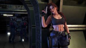Lara Croft 07 by Pervik