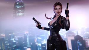 Lara Croft 08 by Pervik