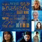 Doctor Who Ravenclaw