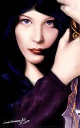 Arwen by AnastasiumArt