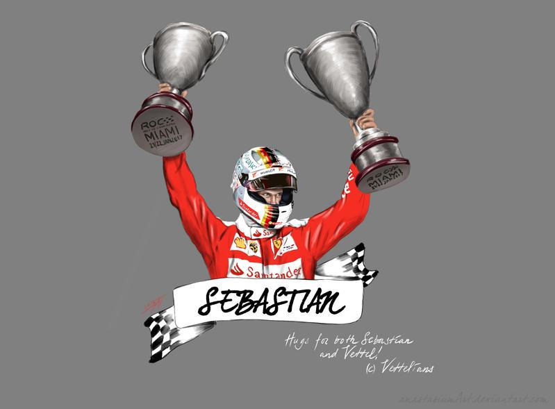 Champion by AnastasiumArt
