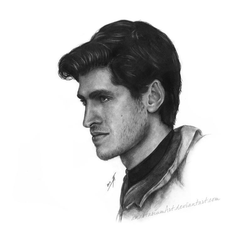 Antonio by AnastasiumArt