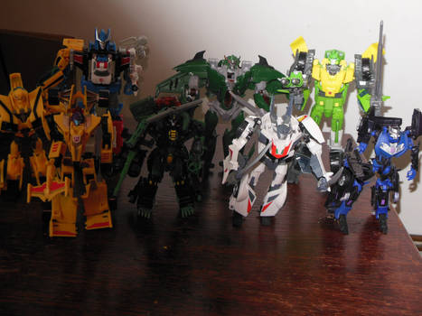 Transformers Auto Assembly 2014 findings.