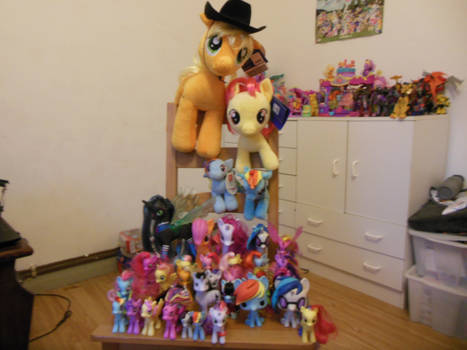 Ponies are taking over my life update 3