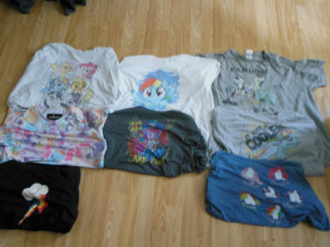 Pony T-shirt collection