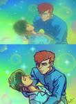 Redraw That Scene: Kuwabara's Dream