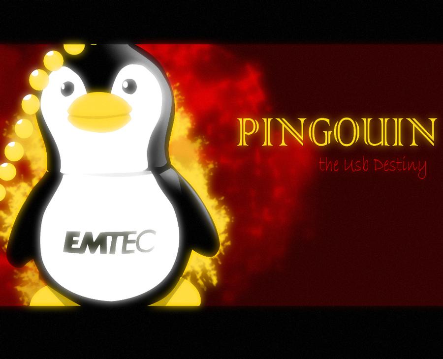 Usb Linux Emtec Wallpaper