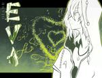 Eve Project - Wallpaper GreenJ