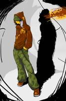 Koru Manga : Black Box by xtincell