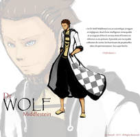 Dr Middlestein WOLF by xtincell