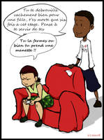 Matinee Brouillon _ Geek Girl by xtincell