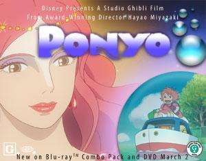 Ponyo Entry by Peppermynts