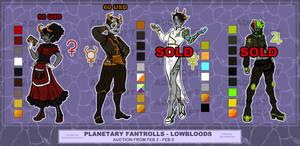 Planetary Trolls - Lowbloods