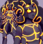 Steven Universe Obsidian