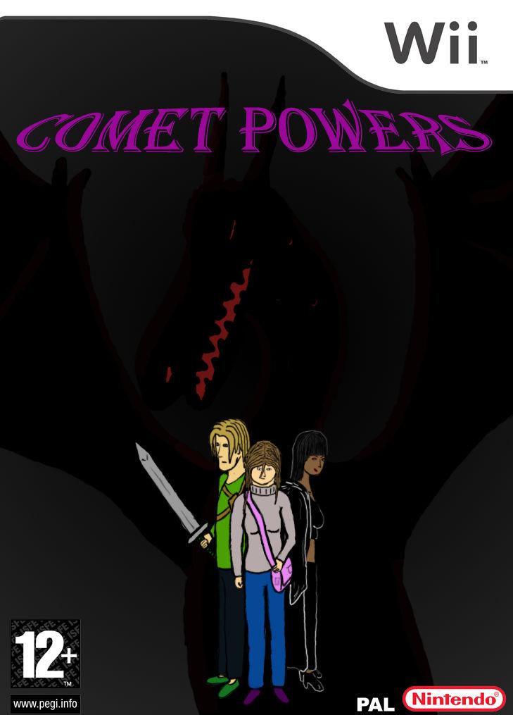 Comet Powers WII game