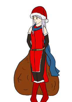 Micaiah secret santa